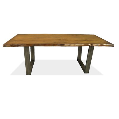 Prague Dining Table 72 Finish: Maple