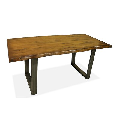 Prague Dining Table 72 inch Finish: Maple
