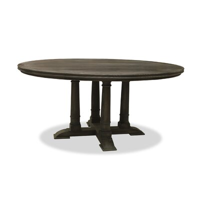 Carmel Dining Table 60 Finish: Grey