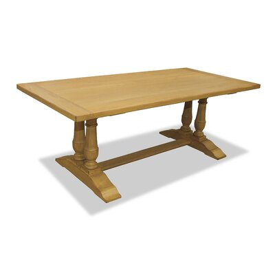 Ankara Dining Table 96 Finish: Maple