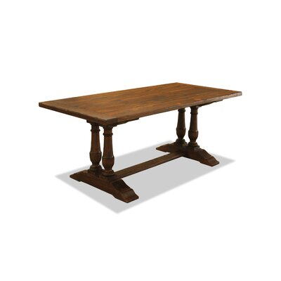 Ankara  84 Dining Table Finish: Cognac
