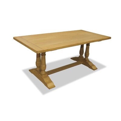 Ankara  84 Dining Table Finish: Maple