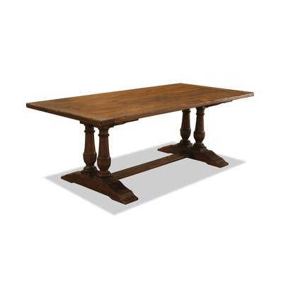Ankara Dining Table 96 Finish: Cognac