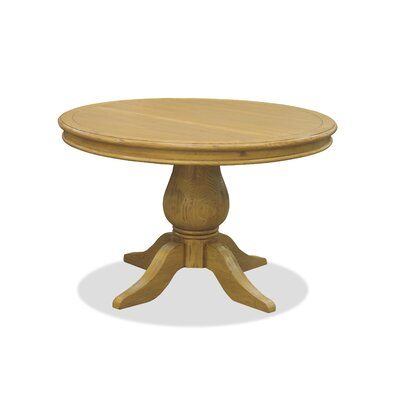 Marseille Dining Table 54 inch Finish: Maple