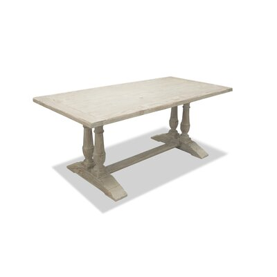 Ankara  84 Dining Table Finish: White