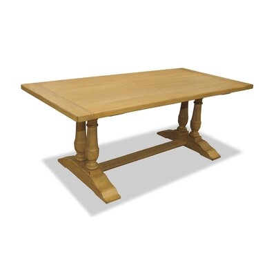 Ankara Dining Table 90 Finish: Maple