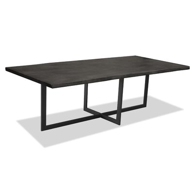 Caroline Dining Table Top Finish: Gray