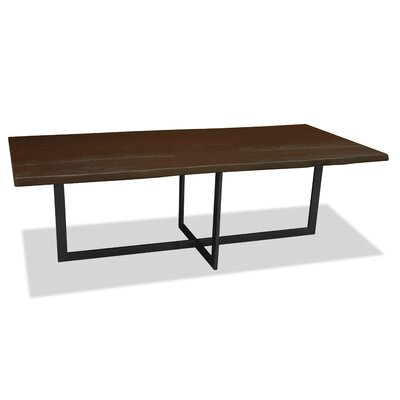 Caroline Dining Table Top Finish: Walnut
