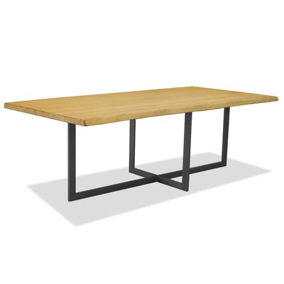 Caroline Dining Table Top Finish: Maple