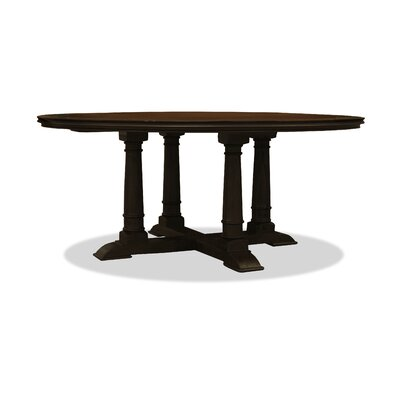 Carmel Dining Table 60 Finish: Walnut