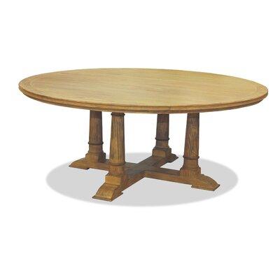 Carmel Dining Table 72 inch Finish: Maple