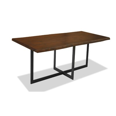 Caroline Dining Table Top Finish: Cognac