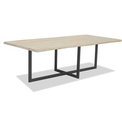 Caroline Dining Table Top Finish: White