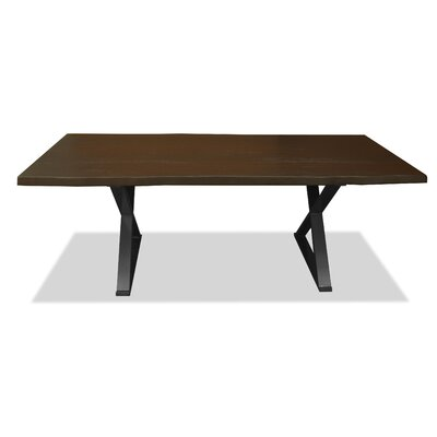 Washington Dining Table Top Finish: Walnut