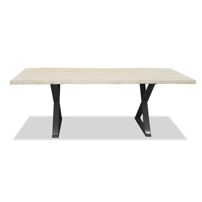 Washington Dining Table Top Finish: White
