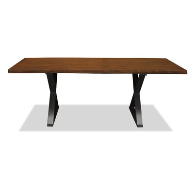 Washington Dining Table Top Finish: Cognac