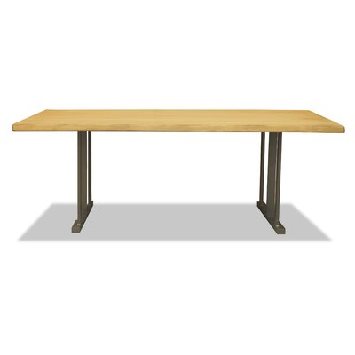 San Francisco Dining Table Top Finish: Maple