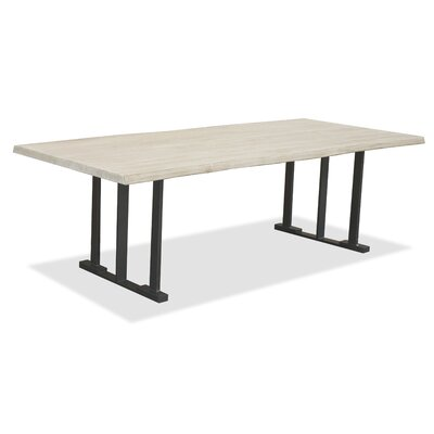 San Francisco Dining Table Top Finish: White