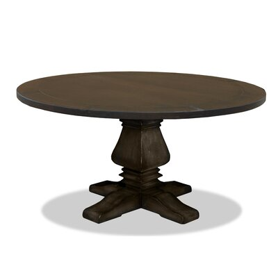 Weston Dining Table Finish: Walnut, Size: 54
