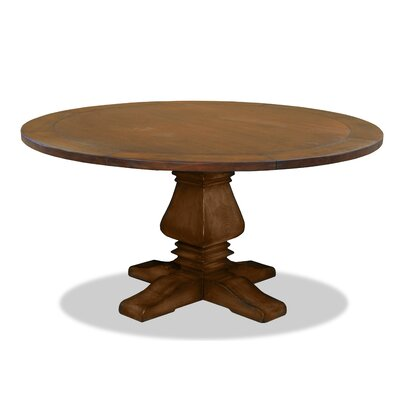 Weston Dining Table Finish: Cognac, Size: 60