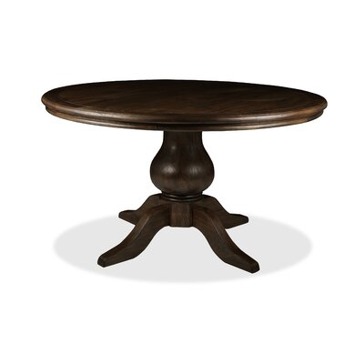 Marseille Dining Table 54 inch Finish: Walnut