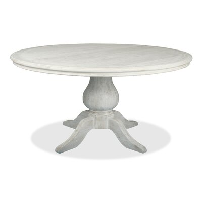 Marseille Dining Table 60 Finish: Vintage White
