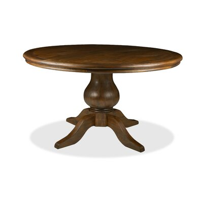 Marseille Dining Table 54 Finish: Cognac