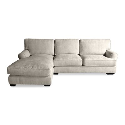 Orleans Sectional Upholstery: Sand