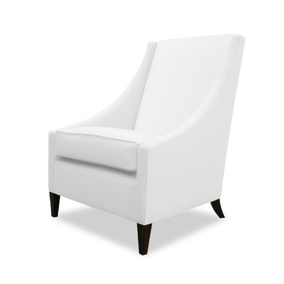Seattle Arm Chair Finish: White