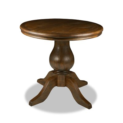 Marseille Pub Table Finish: Dry Maple, Size: 42 H x 48 L x 48 W