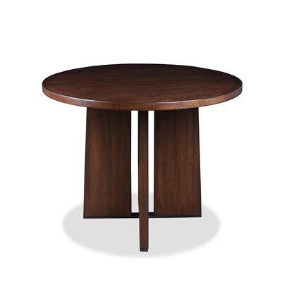 Ninette Pub Table Finish: Dry Cognac, Size: 42 H x 42 L x 42 W