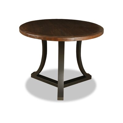Eleonore Pub Table Top Finish: Dry Cognac, Size: 42 H x 42 L x 42 W