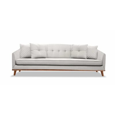 Roy 72 Sofa Upholstery: Linen