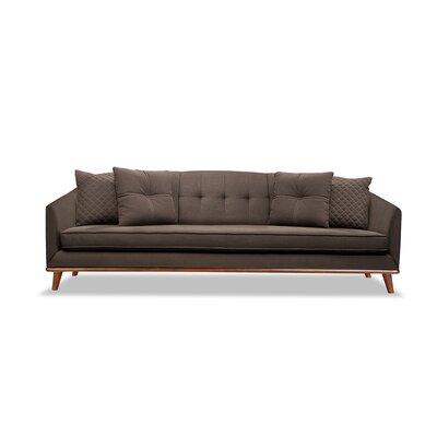 Roy 84 Sofa Upholstery: Coffee