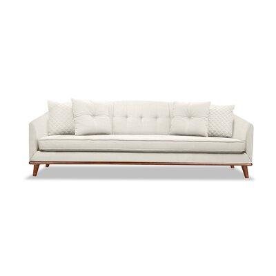 Roy 84 Sofa Upholstery: Sand