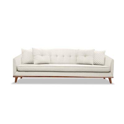 Roy 96 Sofa Upholstery: Sand