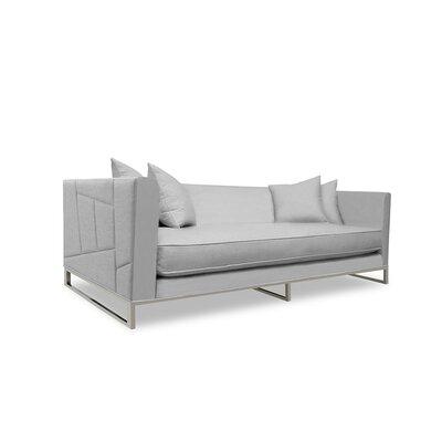 Lawrence 80 Sofa Upholstery: Gray