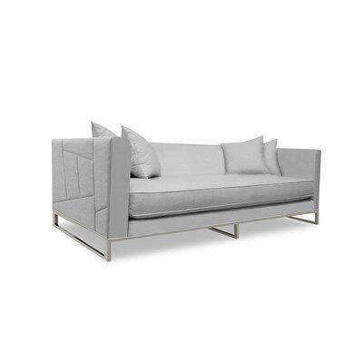 Lawrence 94 Sofa Upholstery: Gray