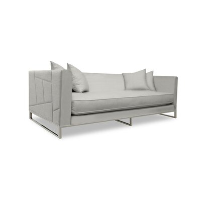 Lawrence 108 Sofa Upholstery: Linen