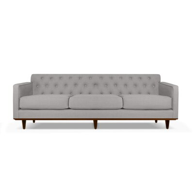 Harvey 60 Sofa Upholstery: Linen