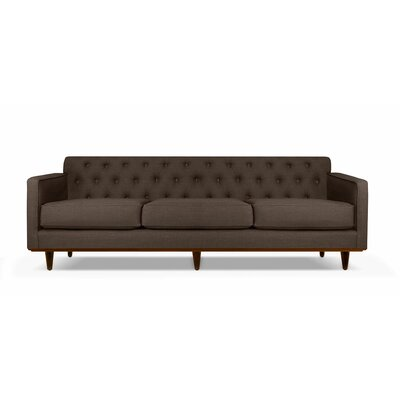 Harvey 60 Sofa Upholstery: Coffee