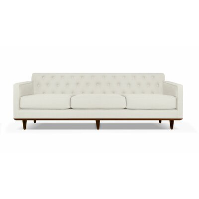 Harvey 60 Sofa Upholstery: Sand