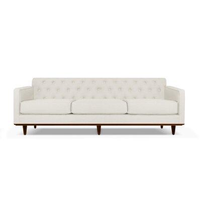 Harvey 90 Sofa Upholstery: Sand
