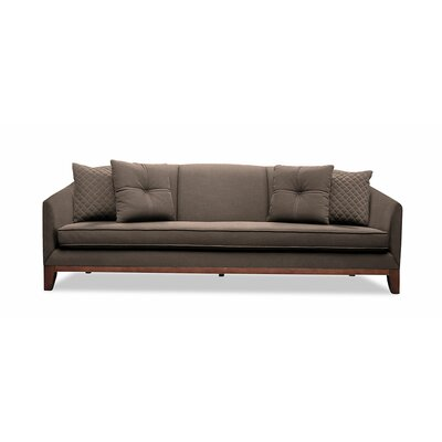 Lucile 72 Sofa Upholstery: Coffee