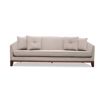 Lucile 84 Sofa Upholstery: Kashmir