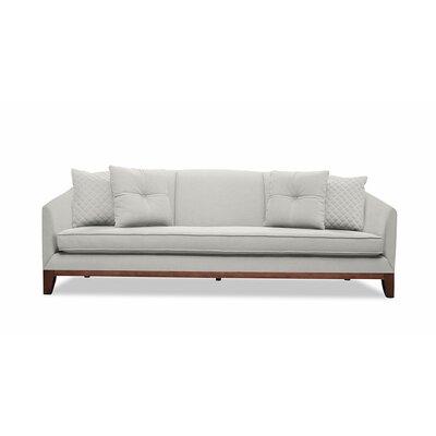 Lucile 72 Sofa Upholstery: Linen