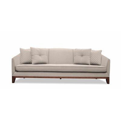 Lucile 72 Sofa Upholstery: Kashmir