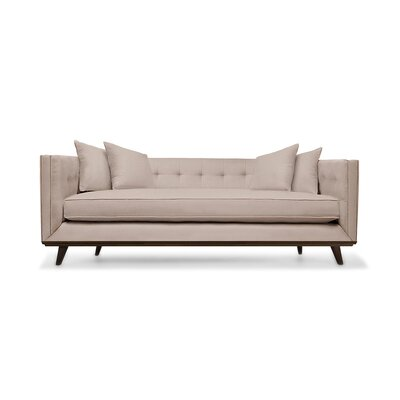 Grace 108 Chesterfield Sofa Upholstery: Kashmir