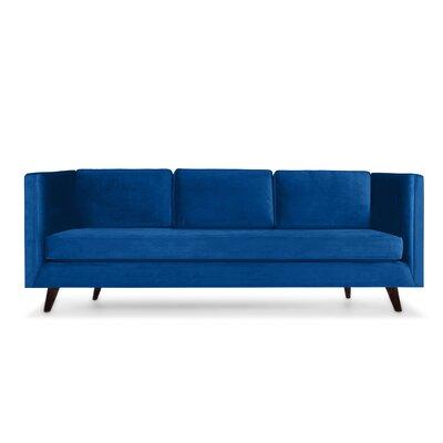 Cheap Howard 72 Sofa Upholstery Blue for sale