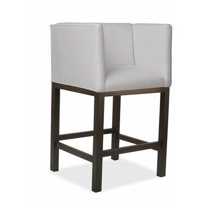 Haralson 30 Bar Stool Upholstery: Linen
